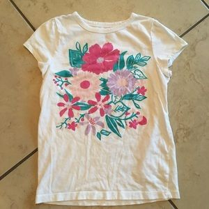 $5 item 🎉 Girls floral shirt